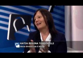 25/01/2015 - Entrevista com Roseane Benvenuto Ramos e K�tia Regina Tordivelli